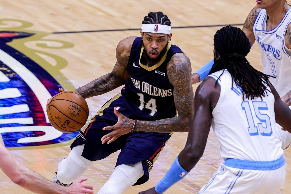 Pelicans rout depleted Lakers, Harden leads Brooklyn Nets | Daily Sabah