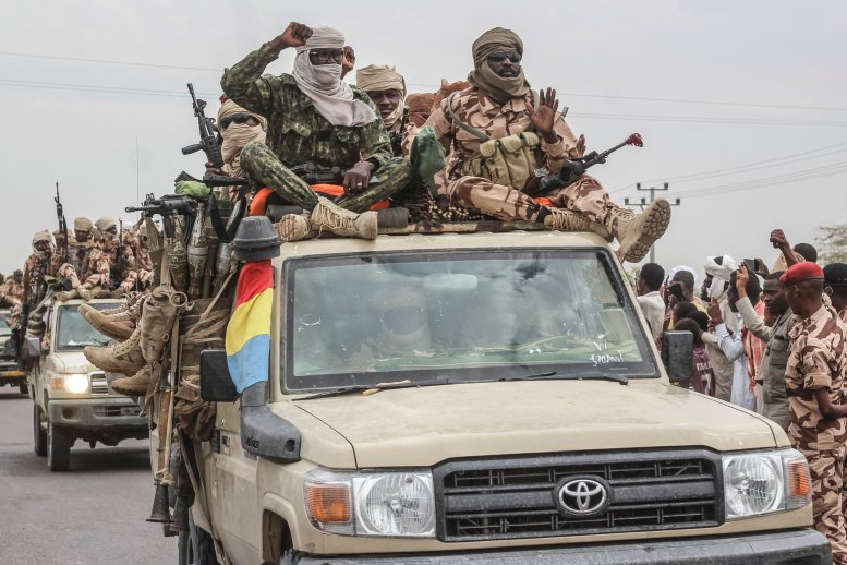 Chad declares victory over northern rebels | Daily Sabah