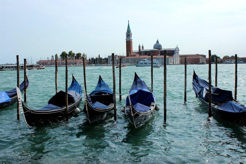 Travel through the Alps into Rome, Milan or Venice. (Shutterstock Photo)