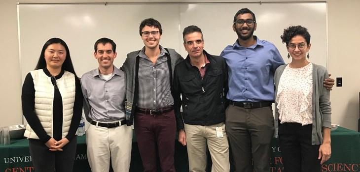 2017-2018 IDSC Fellows