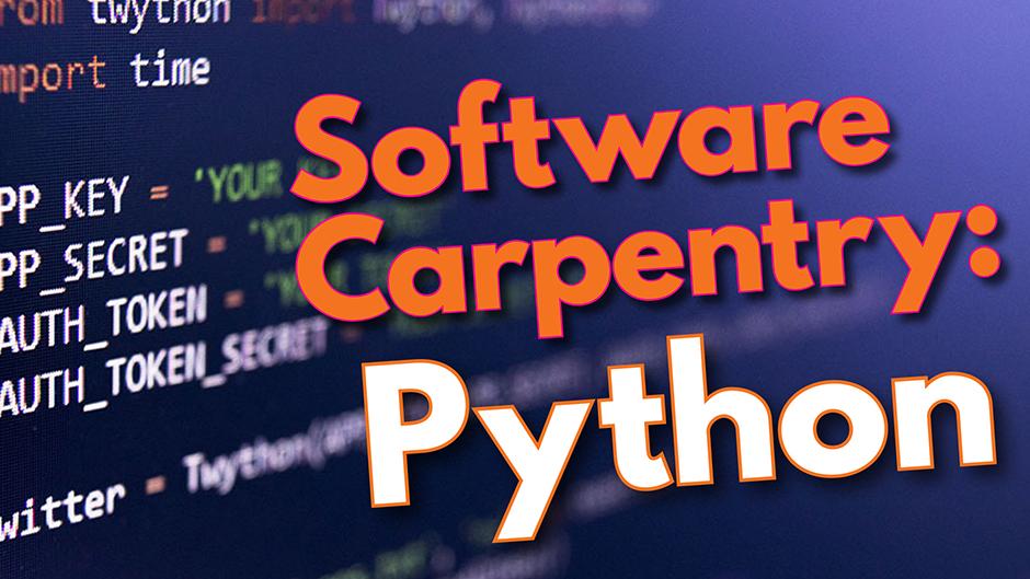 Software Carpentry-Python