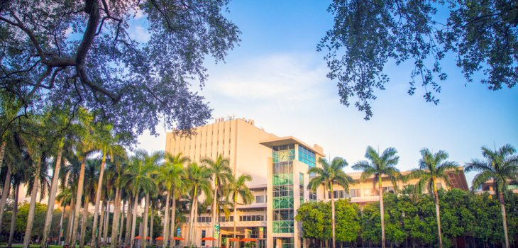 Richter Library, University of Miami,