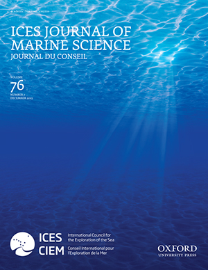 ICES Journal of Marine Science-Volume 76-Issue 7-December 2019 cover-small