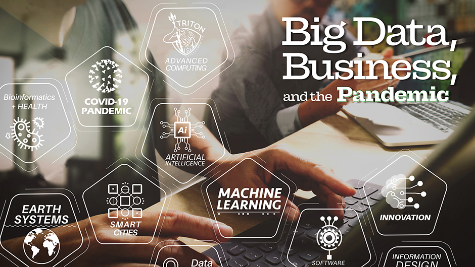University of Miami Institute for Data Science and Computing 5th annual and 1st virtual Big Data Conference: Big Data, Business, and the Pandemic, Thursday, December 3, 2020