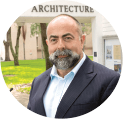 Rodolphe el-Khoury, Dean, University of Miami School of Architecture, and Director, Smart Cities + Urban Lab program, Institute for Data Science and Computing