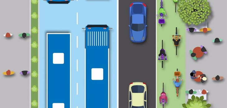 WHW traffic study video