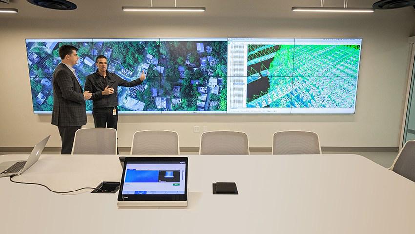 University of Miami Visualization Lab