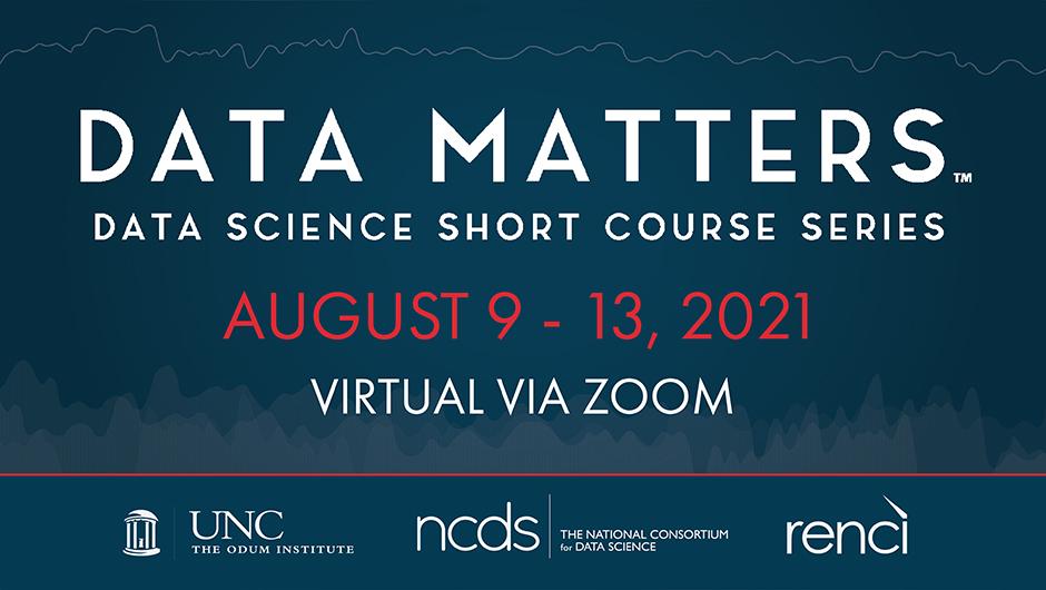 Data Matters Short Course Series