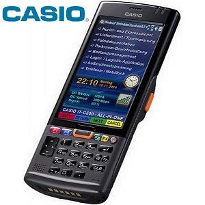 CASIO Barcode Scanner Lieferprobleme bei Geräten und Ersatzteilen