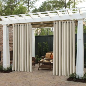 10 best outdoor curtains in 2021