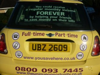 vinyl labels for vehicles