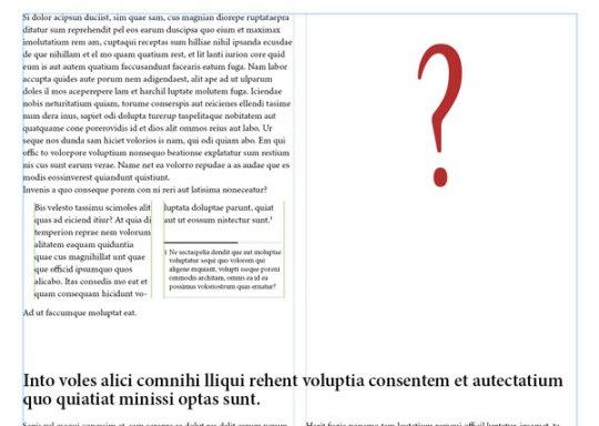 Span columns vs footnote starcie 3.