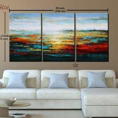 Sofa Paintings Abstract Chicago Sofar Sounds Asmork Modern Art Oil  Canvas Wall