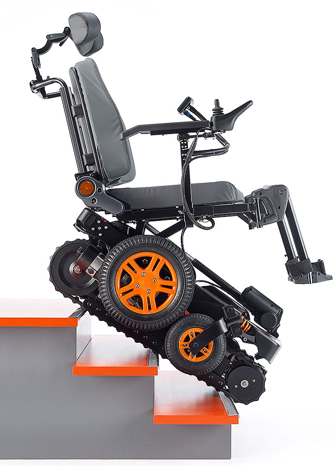 electric chair for stairs in india club fun hanging rope wheelchair climbs up and down vehicles the ascends reverse descends face forward all while keeping at a level horizontal angle