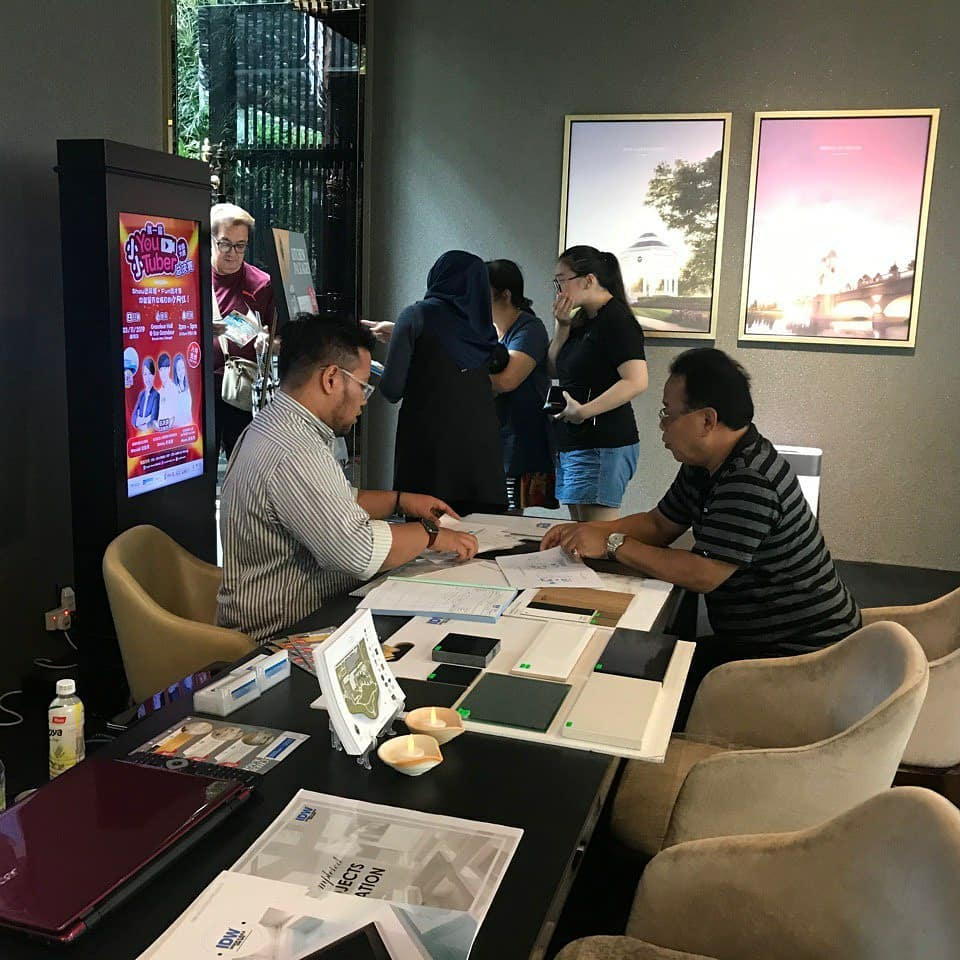 Eco Grandeur House Consultation Session By IDW