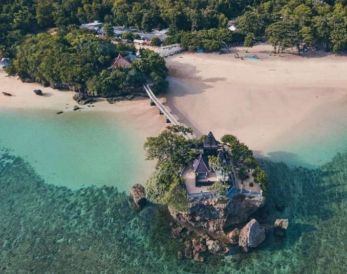 Empat Pantai di Malang Salah Satunya Balekambang