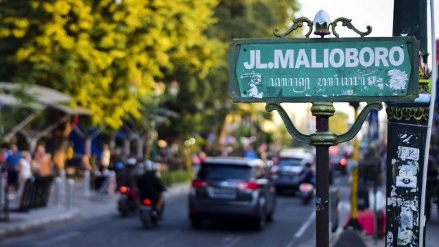 Jalan Malioboro Asli Jogja
