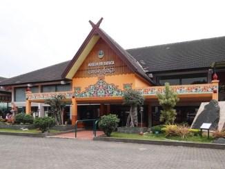 Museum Sri Baduga Di Kota Kembang