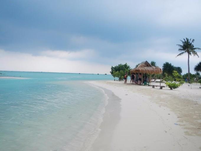 Pantai Pulau Pari Yang Eksotis