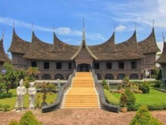 Pesona Museum Adityawarman