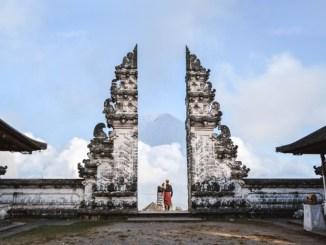 Pesona Pura Lempuyang Bali Yang Indah