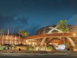 Safari Garden Hotel di Puncak Bogor