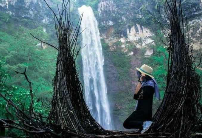 Tempat Wisata Malang Air Terjun Coban Rondo
