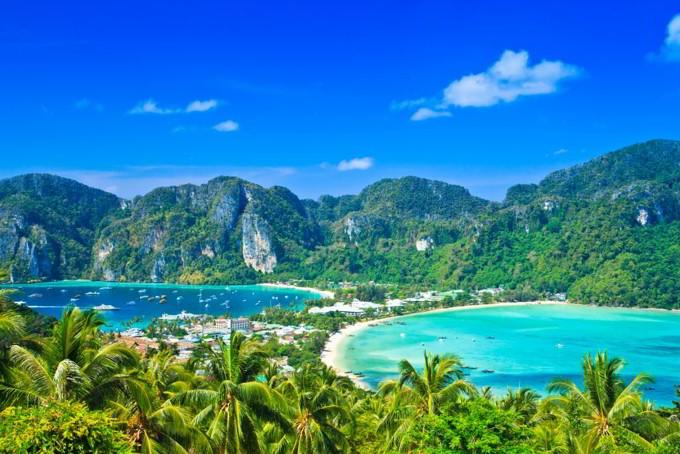 Koh Phi Phi Yang Indah Sekali di Wisata Thailand