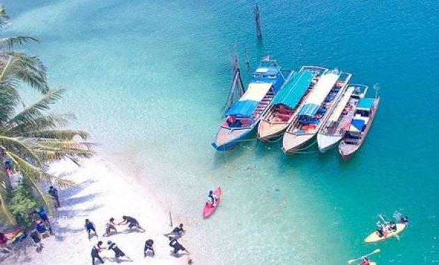 Pulau Abang Besar Batam, Tempat Snorkeling Yang Menakjubkan