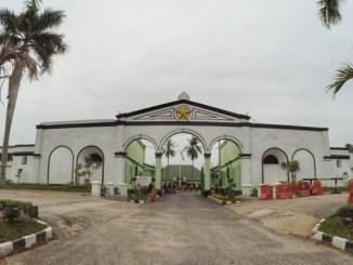 Sejarah Benteng Kuto Besak Palembang