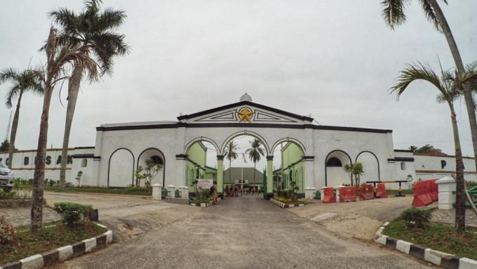 Sejarah Benteng Kuto Besak Palembang, Tempat Wisata Palembang