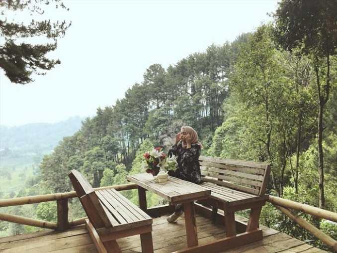 Tempat Wisata Bogor Gunung Pancar