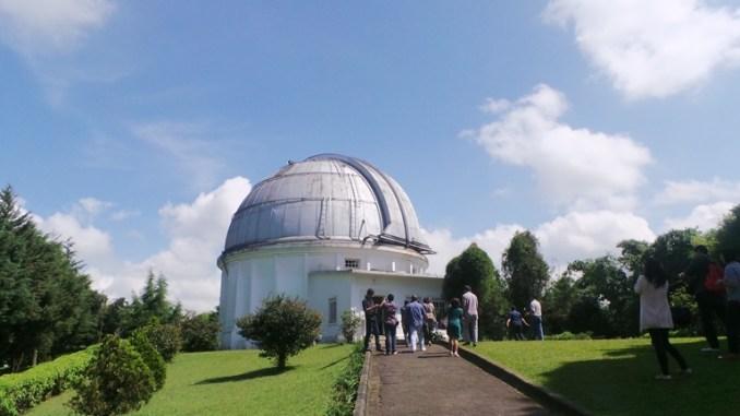 Tempat Wisata di Lembang Salah Satunya Teropong Bintang Bosscha