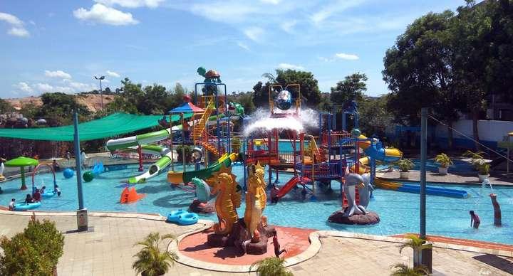 Waterpark Top 100 Tembesi