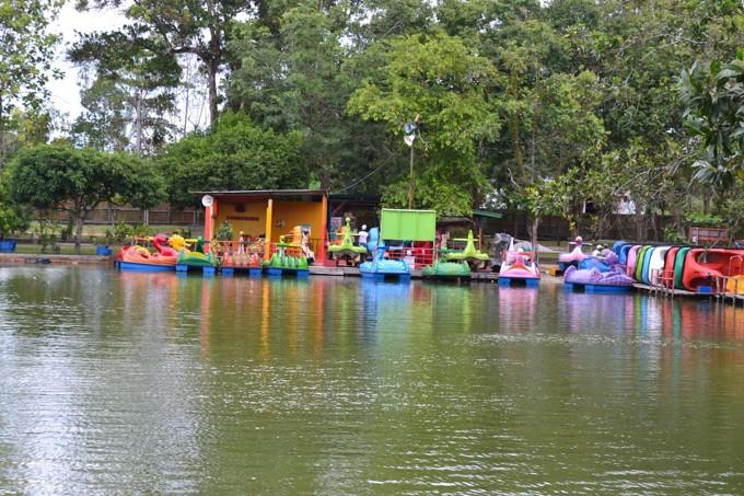 Wisata Alam Mayang eksotis