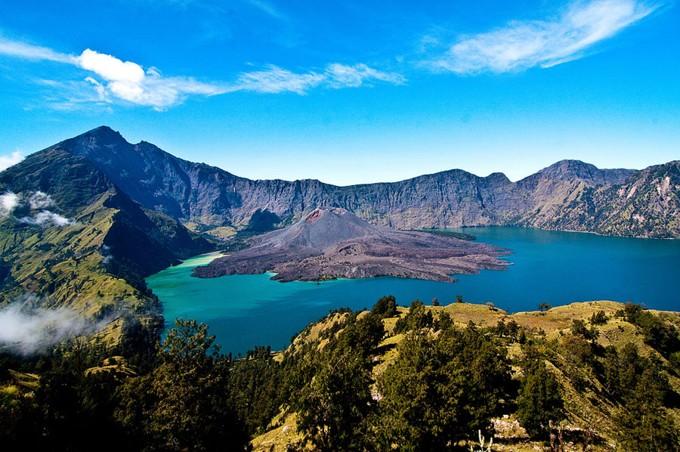 Wisata Lombok Salah Satunya Gunung Rinjani