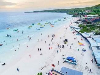 Eksotisnya Sebuah Pantai Bira Asal Sulawesi Selatan
