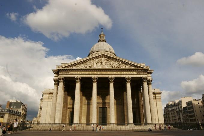 Panthéon - Tempat Wisata Paris