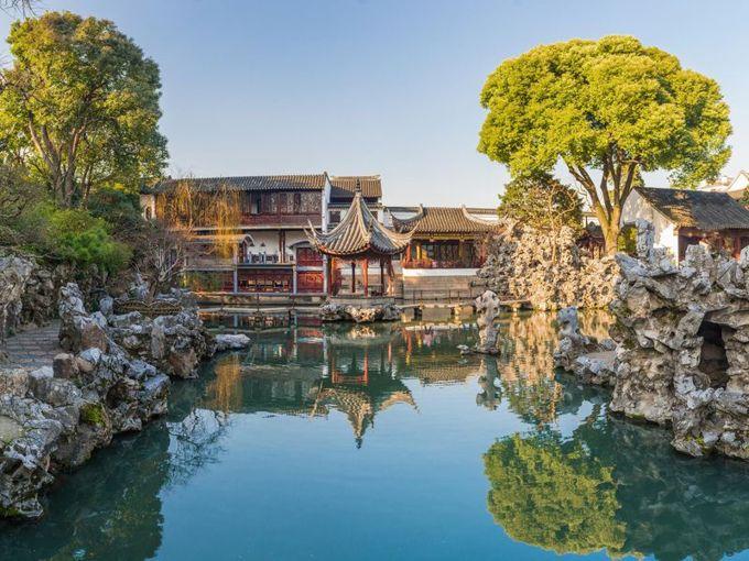 Suzhou Gardens, Suzhou - Tempat Wisata di China