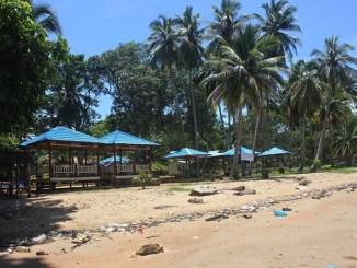 Pantai Batu Lamampu - Wisata Populer Kalimantan Utara