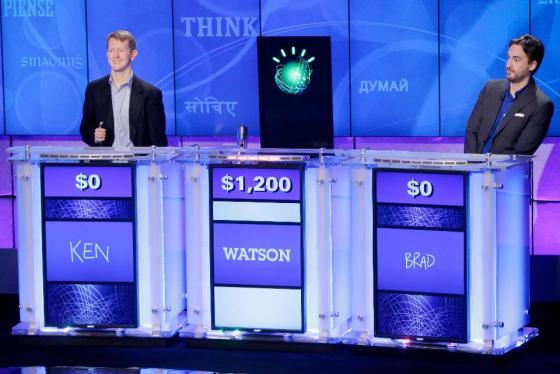 Watson in Jeopardy