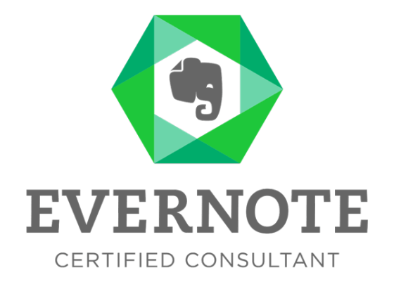 Logo Evernote Certified Consultant