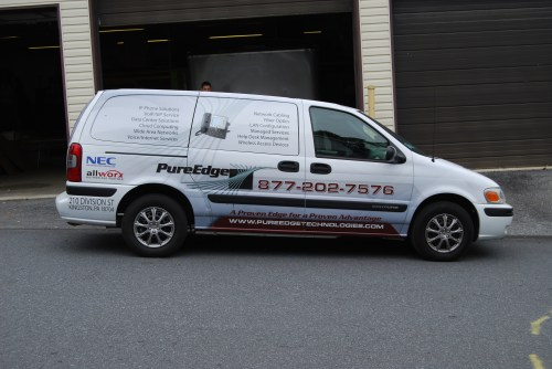 small resolution of chevy venture vehicle wrap