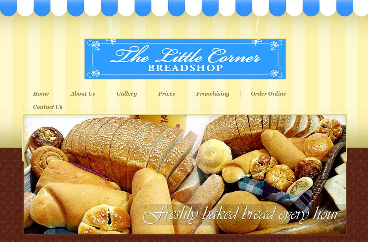 Little Corner Bread Shop