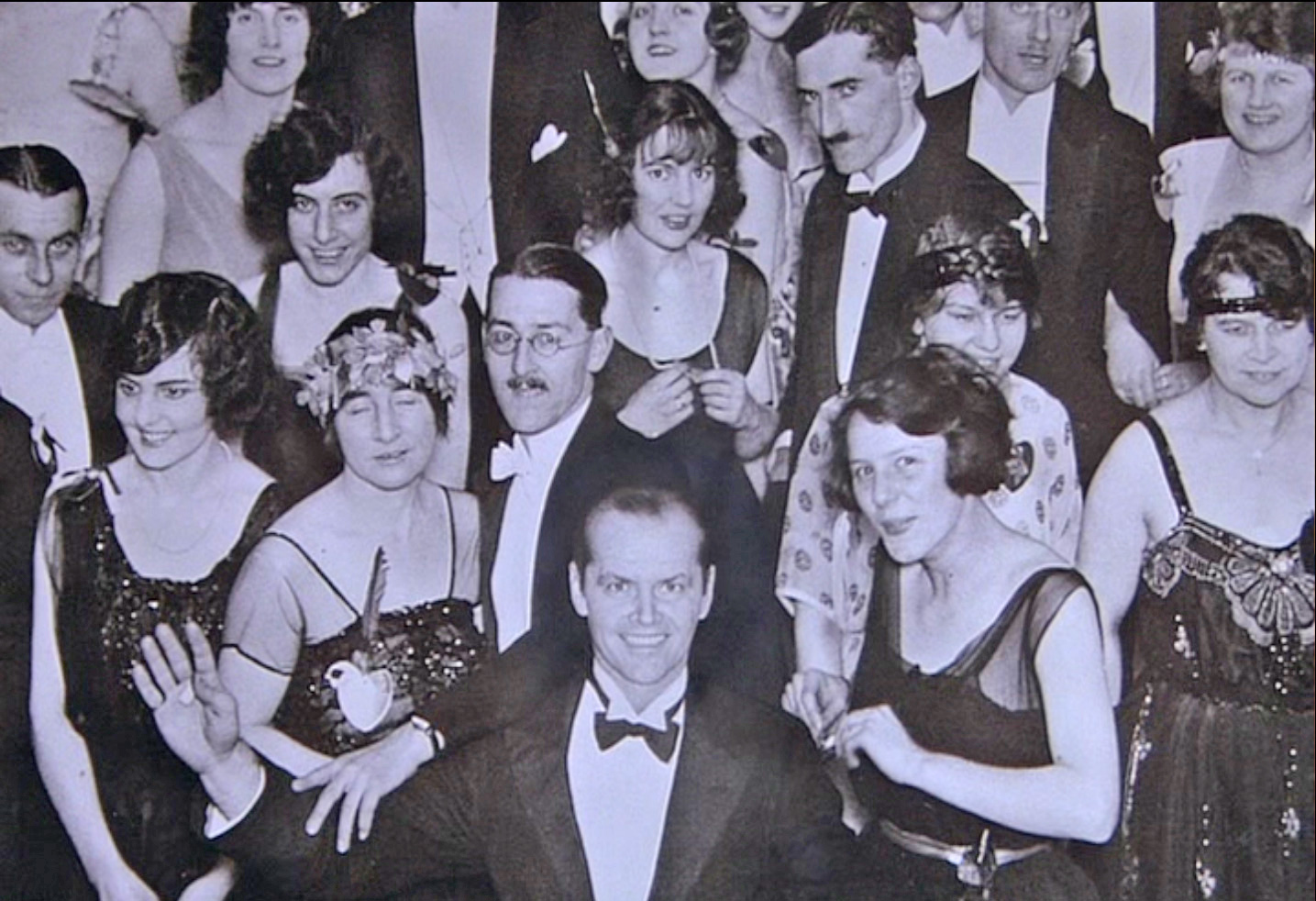 Image result for jack torrance picture 1921