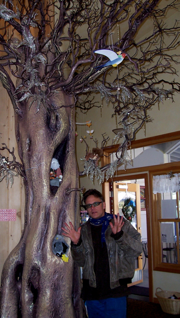 Darwins Interior Magic Tree  Idyllwild Me