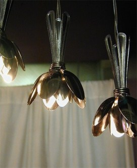 Spoon Pendant Lamp 2