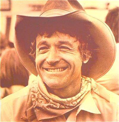 Ramblin' Jack In Cowboy Persona
