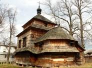 Dawna cerkiew greckokatolicka p.w. św. Dymitra Męczennika z 1701r. w Łukawcu to bardzo ważny zabytek Podkarpacia. Jako jedna z nielicznych wprost nawiązuje do archaicznego wschodniego budownictwa sakralnego. Po 1947r. cerkiew stała nieużytkowana, a w latach 60. zrobiono z niej magazyn, w latach 80. częściowo strawił ją pożar… Zupełnie zrujnowaną odbudowano w latach 90. Szkoda, że nie ma w świątyni już wiernych. Wnętrze zabytku jest puste. Może czeka na lepsze czasy?