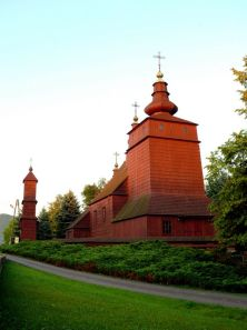Cerkiew w Męcinie Wielkiej (2011r.)